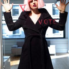 Vaute Couture: veg-fashion in New York