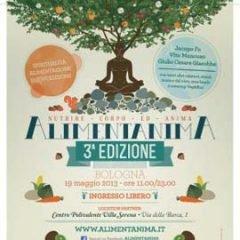 Festival Alimentanima: Bologna 19 maggio
