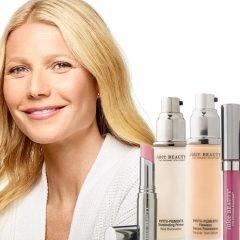 Gwyneth Paltrow firma una nuova linea di cosmetici cruelty-free