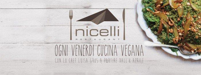 Ristorante Nicelli - Venerdì vegani